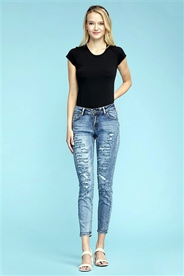 American Blue Boyfriend wholesale jeans