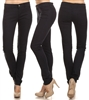 Wholesale Pants Basic 5 Pockets EM-001 Navy (19 pc)