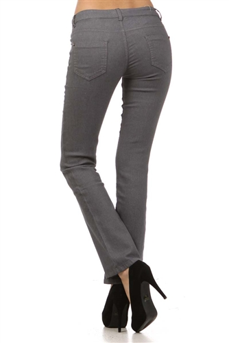 wholesale denim jeans EP-016 Grey (12 pc)