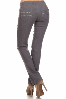 wholesale denim jeans EP-042 Grey (12 pc)