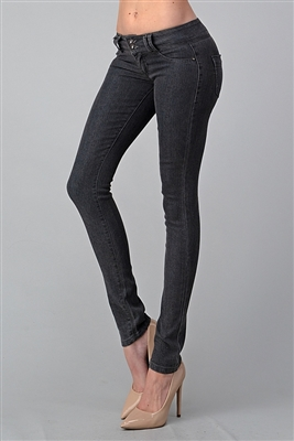 wholesale Juniors denim jeans EPS-003-Gray