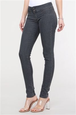 wholesale Juniors denim jeans EPS-004 Charcoal