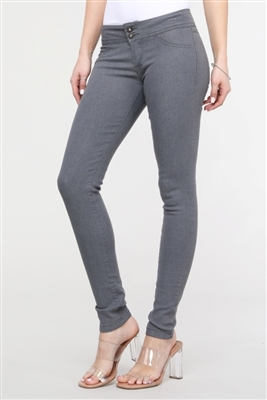 wholesale Juniors Skinny jeans EPS-009 Grey