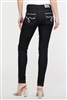 wholesale denim jeans EPS-205D Black