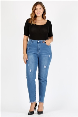 wholesale women plus jeans | jeans plus mujer de mayoreo