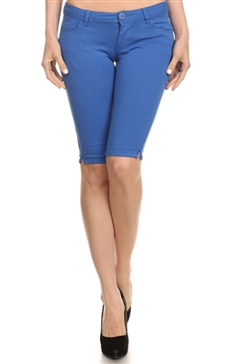 wholesale Ponte Bermudas LRB-02-Royal