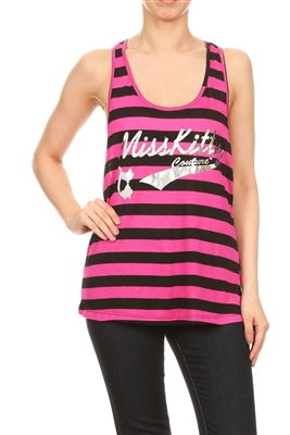 Wholesale Top MKCT-1010-FUSHIA