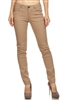 Wholesale Pants Basic 5 Pockets NSP-103 Khaki