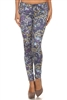 NSP-511 Flower Printed Pants
