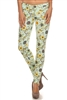 wholesale floral pants NSP-512-Mint