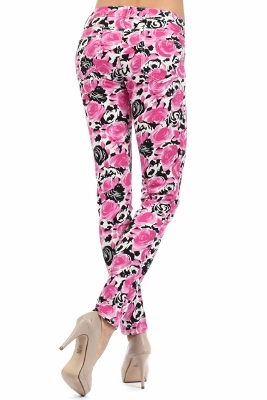 wholesale floral pants NSP-538