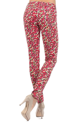 wholesale floral pants NSP-539