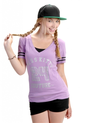 Wholesale Top P-3002-LAVENDER