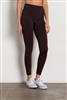 Fleece Leggings-SG-L06-Brown
