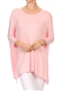 HANDKERCHIEF TOP SLT-1001-Pink