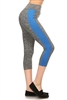 Wholesale Yoga Leggings VA-3004-TURQUOISE