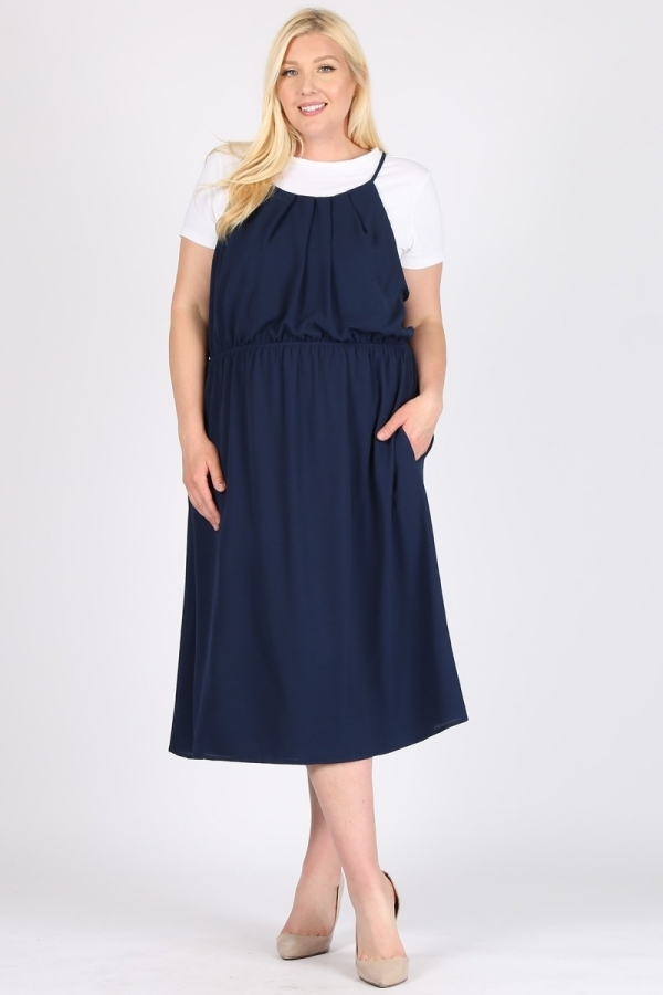 wholesale plus size dresses for women