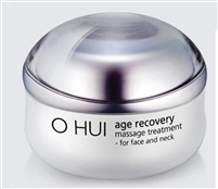 OHUI Age Recovery Massage Treatment - Face&Neck