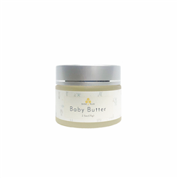 Basic Plus Baby Butter 2.5 Ounce with Bentonite