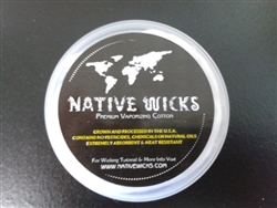 Native Wicks Premium Cotton