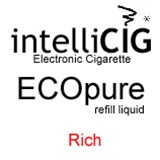 ECOpure Rich 15ml, 30mg Nicotine