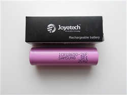 Joyetech eVic Battery 2600mAh