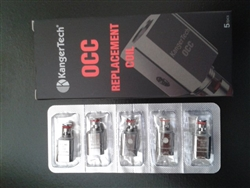 Kanger OCC Coils .5 Ohm - Single