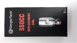 Kanger SSOCC Coils .5Ohm - Single