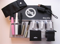 Joyetech eGo kit with eGo PCC*
