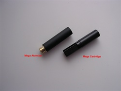 Joyetech 510 Mega Atomizer - Black - Requires Mega cartridge