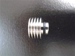 Stainless Heat Sink Top Cap