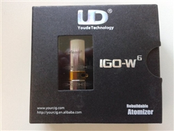 IGO - W6 Rebuildable Dripping Atomizer