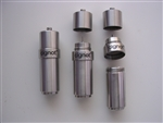 Stainless Dropper Bottles