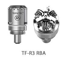 Smok TF-R3 Rebuildable Triple Clapton