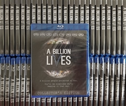 A Billion Lives Blu-Ray