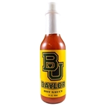 Collegiate Football Hot Sauce- Baylor Bears