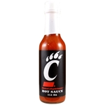 Collegiate Hot Sauce - Cincinnati Bearcats