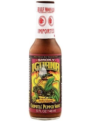Iguana Smoky Jalapeno Chipotle Pepper Sauce