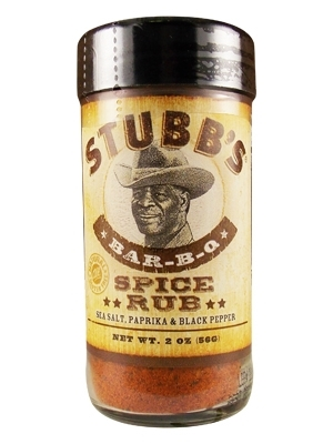 Stubb's Bar-B-Q Spice Rub