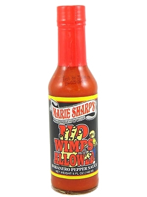 Marie Sharp's No Wimps Allowed Hot Sauce