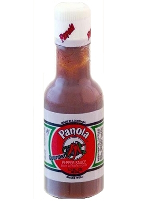 Panola Gourmet Pepper Mini Travel Size Hot Sauce