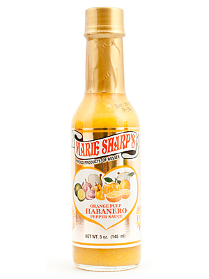 Marie Sharp's Orange Pulp Habanero