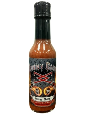 Danny Cash's Ghost Rider Hot Sauce