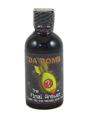 Da' Bomb The Final Answer Extract