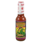 Iguana Tropic Thunder Red Jalapeno and Habanero Tropical Pepper