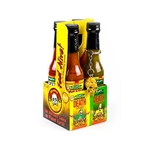 Blair's Mini Death Sauce Hot Sauce 4 Pack