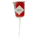 Tabasco Cinnamon Lollipop