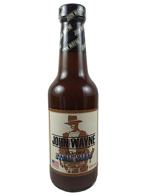 John Wayne Steak Sauce