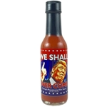 We Shall Over Comb Trump's Presidential Hot Sauce