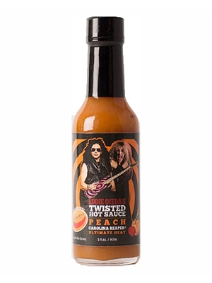 Eddie Ojeda's Twisted Hot Sauce Peach Carolina Reaper